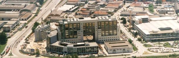 Cellule Bagno per Centri direzionali - Uffici