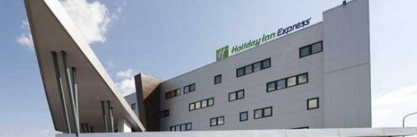 Holiday Inn Express, Malpensa (MI) - Cellule Bagno
