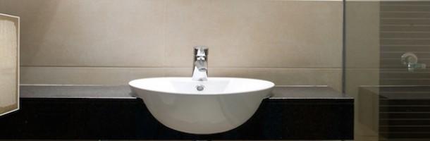 Concrete Bathroom Pods