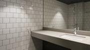 bathroom pods arlanda hotel