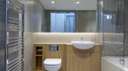 bathroom pods residential towers victoria square