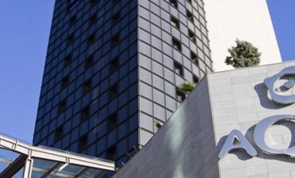 Hotel Ilunion Valencia (ES) - Cellule Bagno
