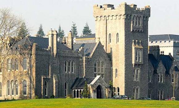 Kilronan Castle (IE) - Cellule Bagno